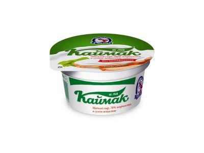 """Сыр мягкий """"А ла Каймак"""" 70% - 0,25"""