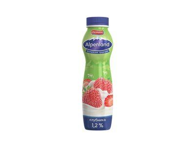 """Напиток йогуртный """"Альпенланд"""" 1,2%  0,29"""