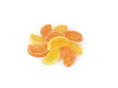 """Мармелад """"Дольки с ароматом апельсина и лимона"""""""