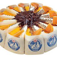 """Торт """"Апельсиновый флирт"""" 0,7 кг"""