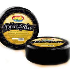"""Сыр """"Браславль"""" с ароматом топленого молока 50%"""
