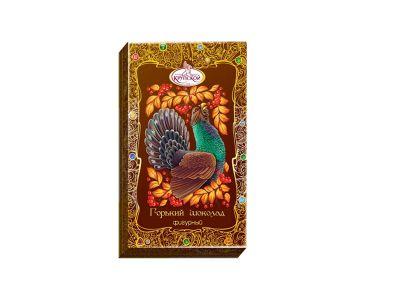 Шоколад горький фигурный  400 гр