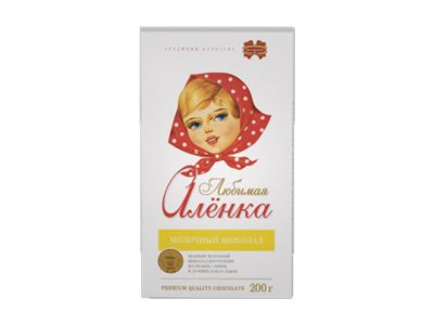 "Шоколад ""Любимая Аленка"" 200 гр"