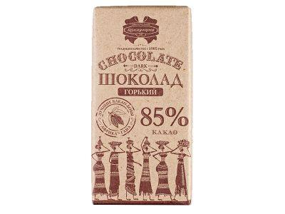 """Шоколад """"Коммунарка"""" 85% 90 гр"""