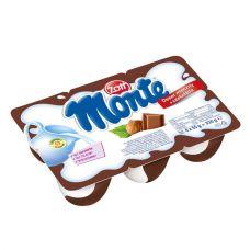 """Десерт """"Монте"""" молочный шоколад-лесной орех  55гр"""