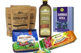 Диетические/диабетические продукты