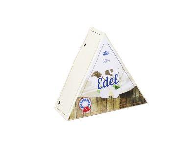 """Сыр """"Эдель"""" с белой плесенью  50%  90 гр"""