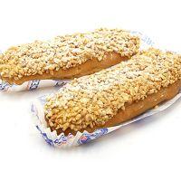 """Пирожное """"Эклер с ореховой обсыпкой"""" 0,07 кг"""