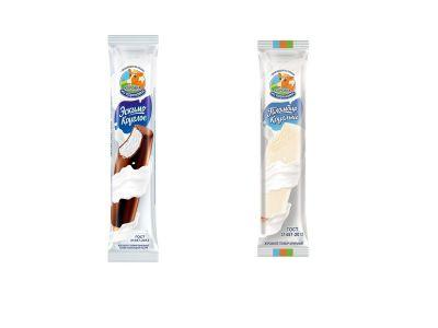 """Мороженое эскимо """"Коровка из кореновки"""" 15% 70 г"""