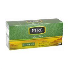 """Чай """"Этре"""" зеленый 25 пак"""