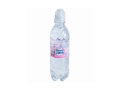"""Детская вода """"Фрутоняня"""" 0,33"""