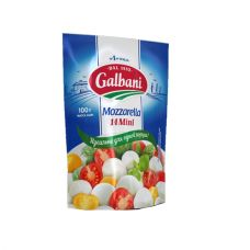 "Сыр ""Моцарелла"" мини  45%  100 г /ТМ Гальбани/"