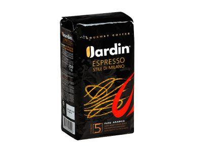 """Кофе молотый """"Жардин"""" Эспрессо ди милано 0,25"""