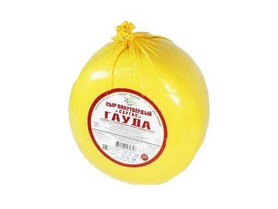 """Сыр """"Гауда"""" 45%  ТМ """"Дочь Меланья"""""""