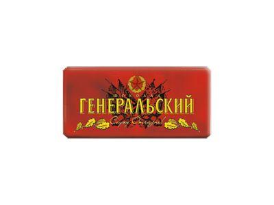 """Шоколад """"Генеральский"""" 47,6%  0,1"""
