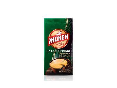 """Кофе """"Жокей"""" классический молотый 0,25"""