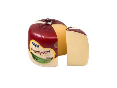 """Сыр """"Голландский"""" 50%"""