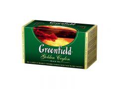 "Чай ""Гринфилд"" Голден Цейлон (25 пак)"