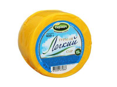 """Сыр """"Гурман легкий""""30%"""