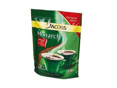 """Кофе """"Якобс"""" Монарх 150гр"""