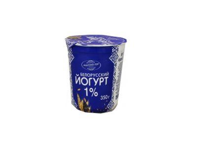 "Йогурт ""Белорусский"" чернослив-злаки 1% 350 гр"
