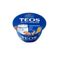 "Йогурт греческий ""Теос"" 2%  140 гр"