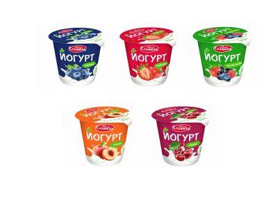 "Йогурт ""Моя Славита"" 2% 140 г"