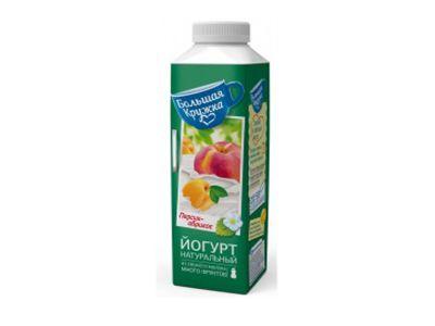 """Йогурт """"Большая кружка"""" 1,8% - 0,29"""
