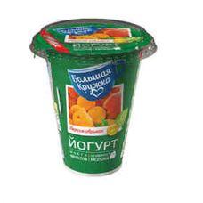 """Йогурт  """"Большая кружка"""" 1,8% - 0,35 в ассортименте"""