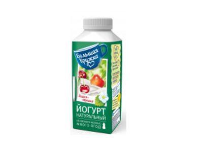"""Йогурт """"Большая кружка"""" 1,9% - 0,33 в ассортименте"""