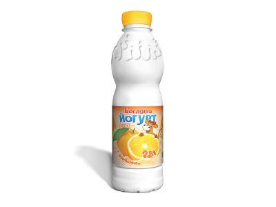 Йогурт 2,5% -0,29 в ассортименте