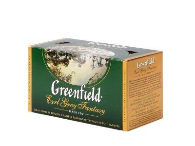 "Чай ""Гринфилд Эрл Грей Фентези"" 25 пак."