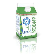 Кефир 3,2% - 0,5
