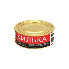 """Килька каспийская в т/с  0,24 ТМ """"Хорошо"""""""
