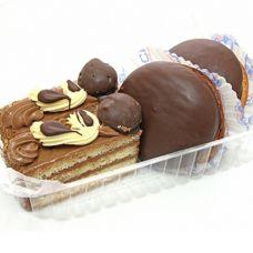 """Набор пирожных """"Классика"""" 340 гр."""