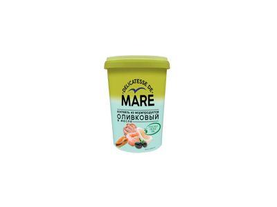 Коктейль из морепродуктов в масле 380 гр