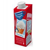 """Коктейль """"Большая кружка"""" молочный 3% - 0,25 в ассортименте"""