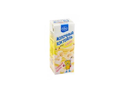 """Молочный коктейль """"Сладкая жизнь"""" 2,5%  0,21"""