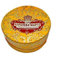 """Сыр """"Королева Марго"""" 50% с ароматом топленого молока"""