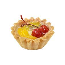"""Пирожное """"Корзиночка со свежими фруктами"""" 0,2"""