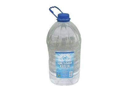 Вода питьевая  6л.