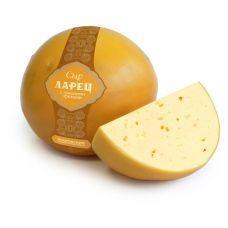 """Сыр """"Ларец"""" с грецкими орехами 50%"""