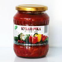 "Лечо ""По-Болгарски"" ТМ Кубаночка 0,68 кг"