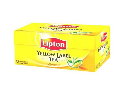 "Чай ""Липтон"" 50 пак"