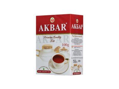 """Чай """"Акбар"""" 100 гр."""