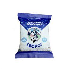 Творог 5% - 0,18 кг (ТМ Прасковья Молочкова)