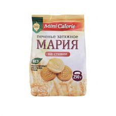 """Печенье затяжное """"Мария"""" на стевии 250 гр"""