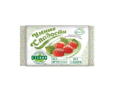 """Мармелад """"Умные сладости"""" со стевией 200 гр"""