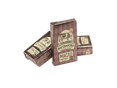 Масло шоколадное 62%  180 гр