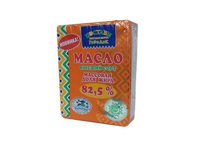 Масло сливочное 82,5% 0,18